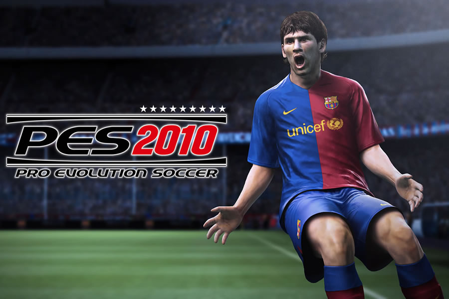 pes 2010 demo jouable